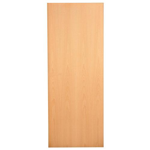Puerta de interior corredera lisboa haya de 82.5 cm