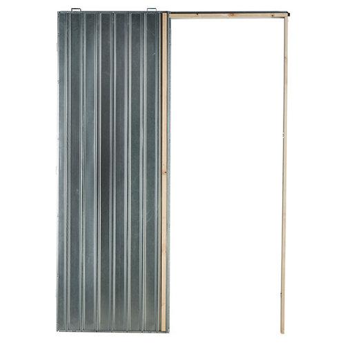 Guía encastrable placa de yeso 10 x 203 cm