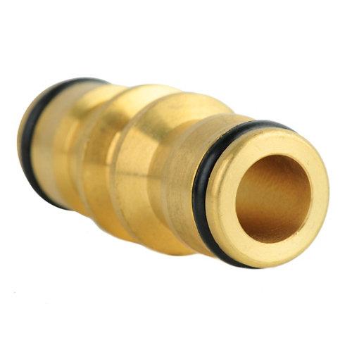 Conector natrain latón para 19mm