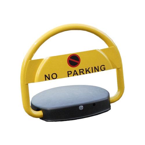 Barrera de parking con cierre automático de 46x40 cm