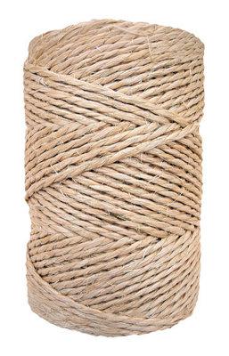 Cuerda trenzada de sisal de 150 m y carga max. 87 kg