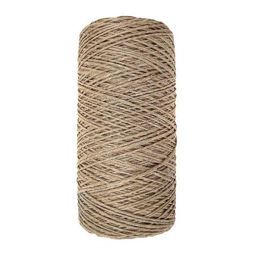 Cuerda trenzada de cáñamo de 180 m y carga max. 8.5 kg
