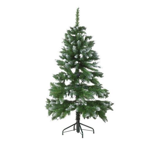 Árbol de navidad allison nevado 150 cm