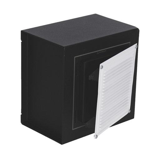 Caja fuerte de empotrar en la pared arregui 13000w-s0 20x20x13 cm