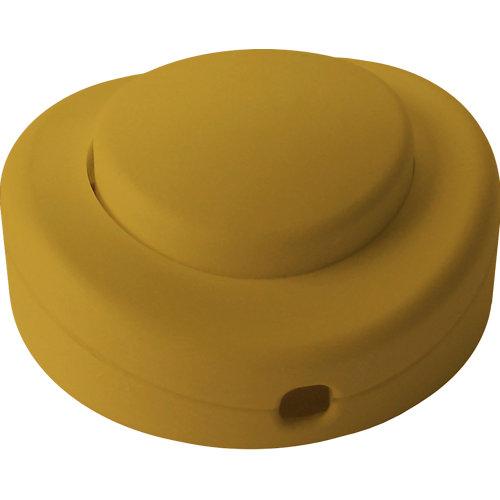 Interruptor de pie electraline oro de 2a