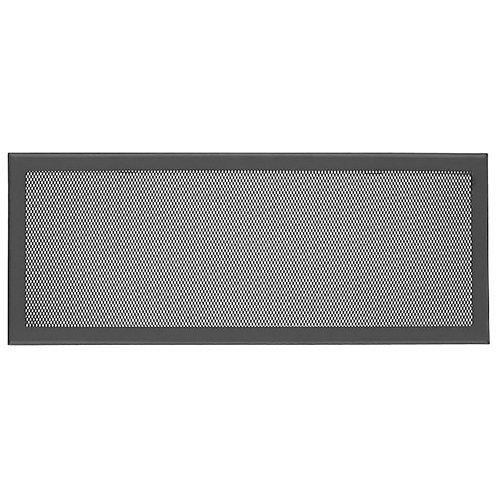 Rejilla rústica 50x20 cm gris