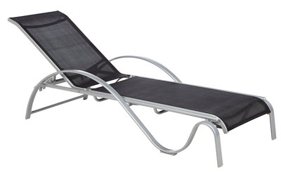 Jardín banco banco de metal chaise longue banco de metal banco para sentarse tumbona de jardín tumbona de jardín
