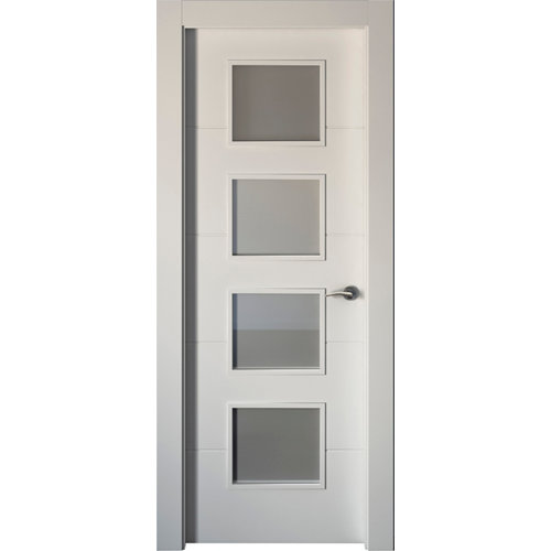 puerta holanda blanco de apertura izquierda de 82.5 cm