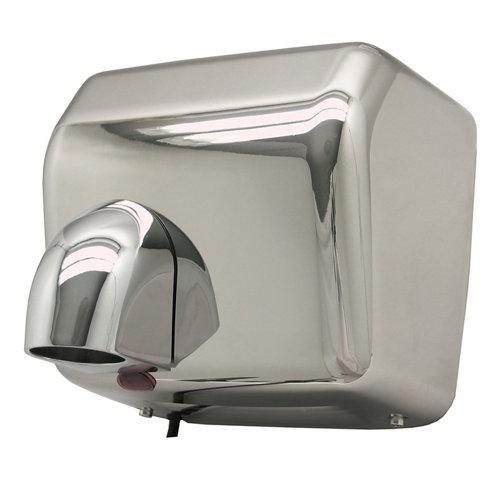 Secamanos automático gris / plata 2300 w