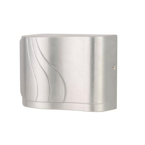 Secamanos automático gris / plata 1600 w
