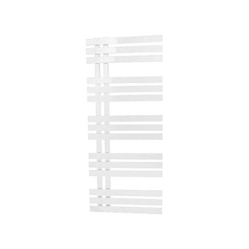 Radiador toallero eléctrico zeta verona 1200/500 blanco