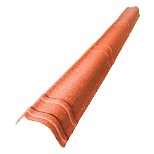 Remate lateral onduline onduvilla fiorentino asfáltico 1 m