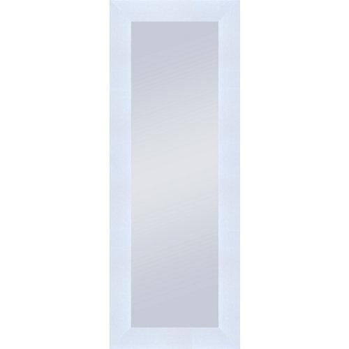 Espejo enmarcado rectangular toscana blanco 160 x 60 cm