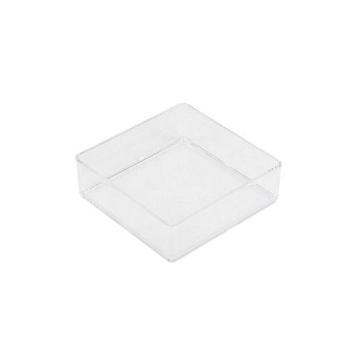 Caja puzzle incoloro / transparente 15.2x5 cm