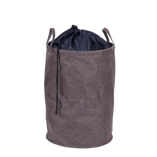 Cesto de ropa rufus marrón