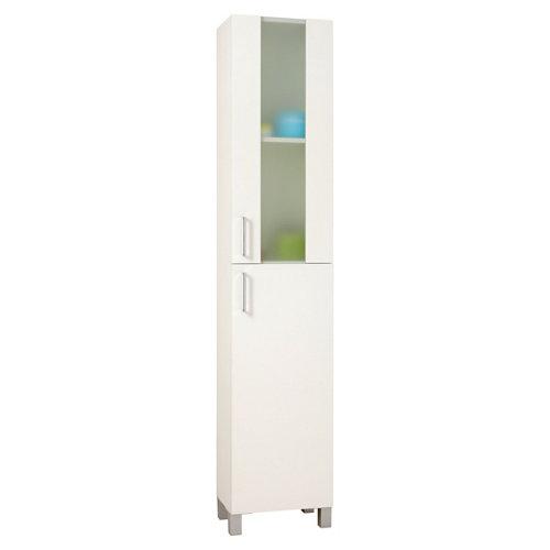 Columna de baño fox blanco 40x173x25 cm