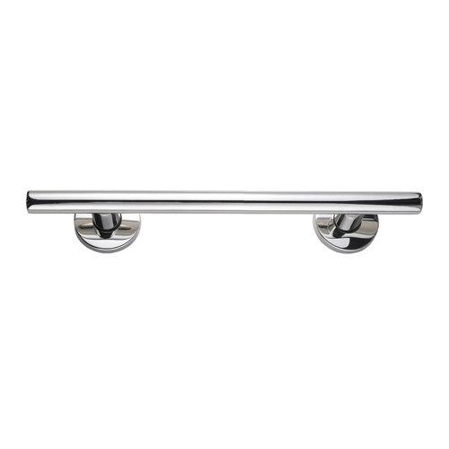 Asidero baño asidero de seguridad para ducha gris / plata 30x0.7 x30 cm