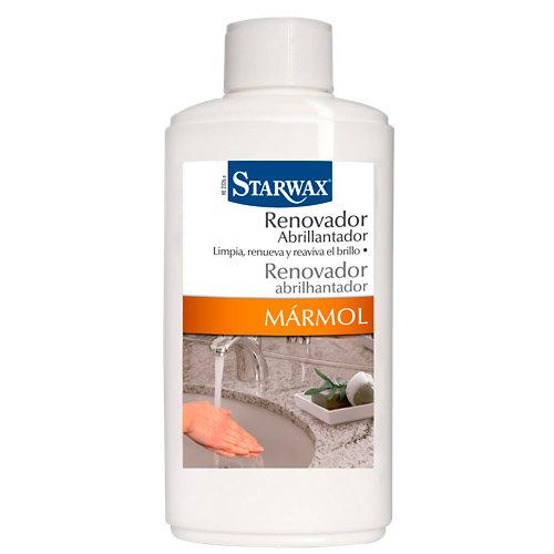 Renovador abrillantador mármol starwax 0,25l