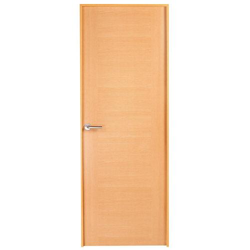 Puerta canarias haya de apertura derecha de 72.5 cm