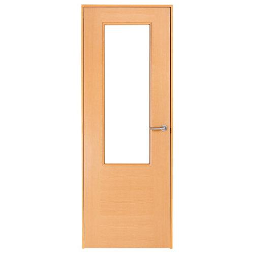 puerta canarias haya de apertura izquierda de 82.5 cm