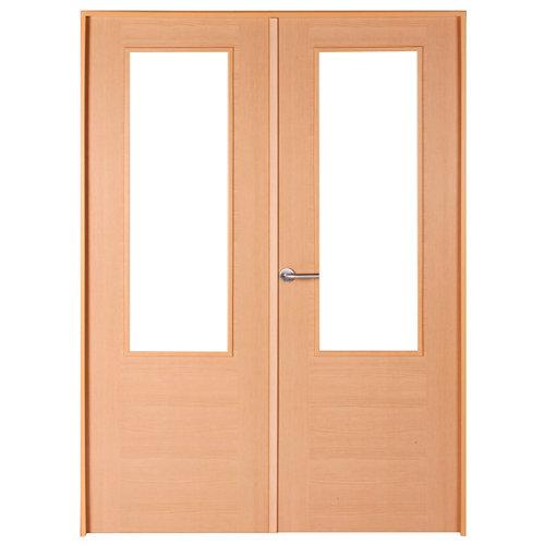 puerta canarias haya de apertura derecha de 125 cm