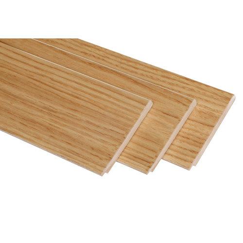 Pack de 3 molduras mdf roble 90 x 10 mm
