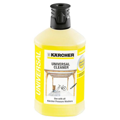 Detergente para hidrolimpiadora karcher para limpieza de vehículos 1.0 litros