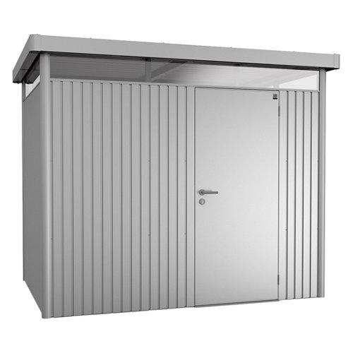 Caseta de metal h2 standard de 316x222x195 cm y 6.16 m2