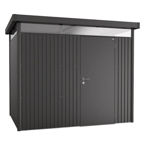 Caseta de metal h2 standard de 275x222x195 cm y 5.36 m2