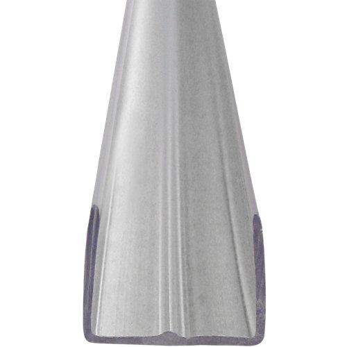 Perfil u policarbonato 2,10 m placa 10 mm