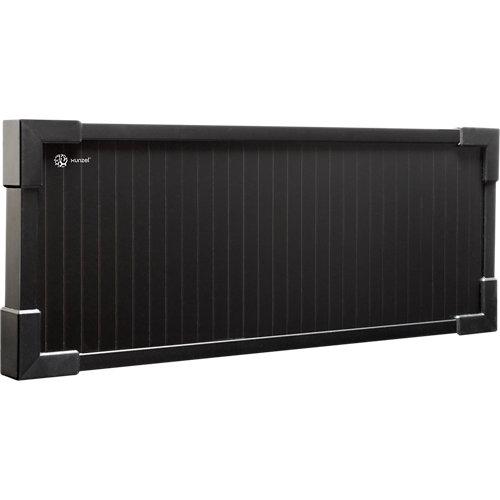 Panel solar fotovoltaico solarthin-xunzel-2,5w de silicio amorfo con accesorios