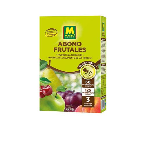 Abono para frutales massó 800 gr