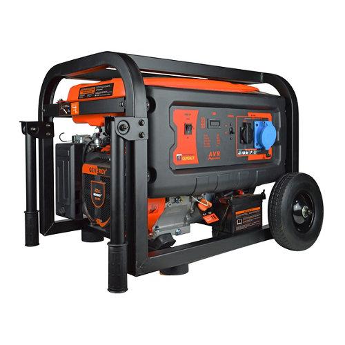 Generador genergy baqueria gasolina de 6000 w