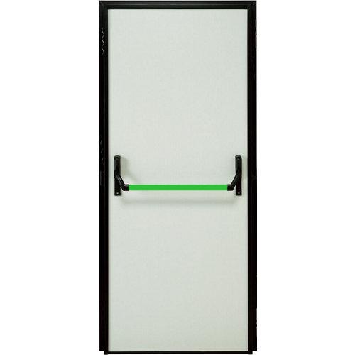 Puerta cortafuegos antipánico rf60 (86,5 x 210) derecha.