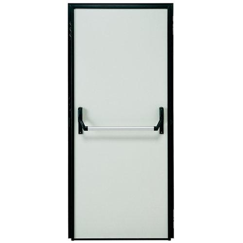 Puerta cortafuegos antipánico rf60 (91,5 x 210) izquierda.