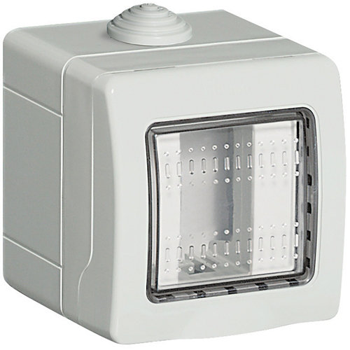 Caja de derivación 1m idrobox ip55
