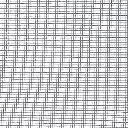 Tela de mosquitera de fibra de vidrio gris de 1.5x3 m