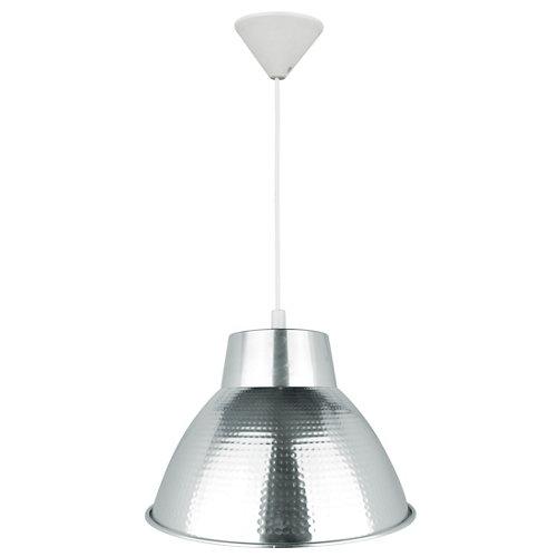 Lámpara de techo zipy aluminio 1 luz