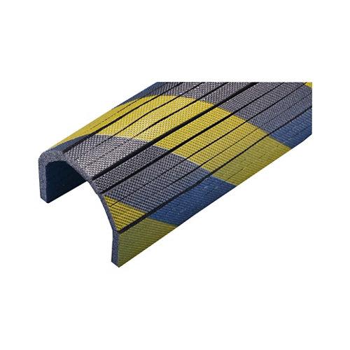 2 protector para garaje de poliuretano de30x2 cm
