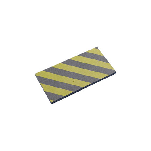 Protector para garaje de poliuretano de 50x2,5 cm