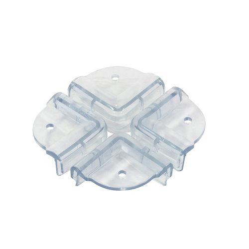 4 protección de esquinas de plástico / pvc