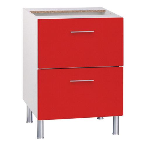 Mueble bajo basic fabricado en aglomerado 60 x 70 cm