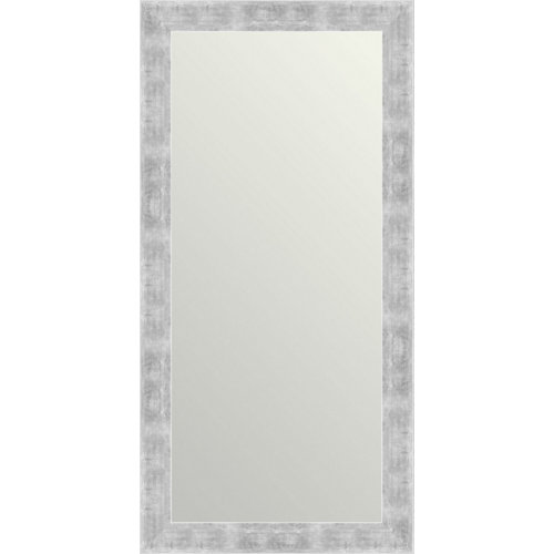 Espejo rectangular osakan eco plata 156.8 x 76.8 cm