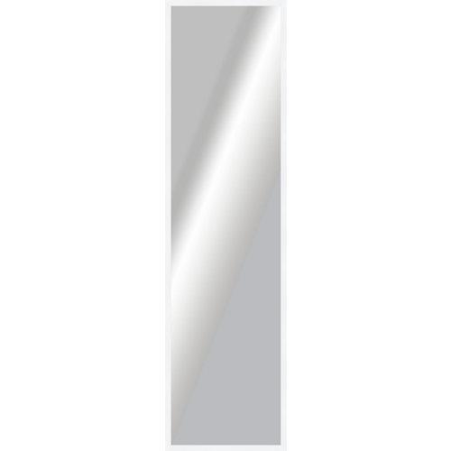 Espejo rectangular basic blanco 160.2 x 40.2 cm