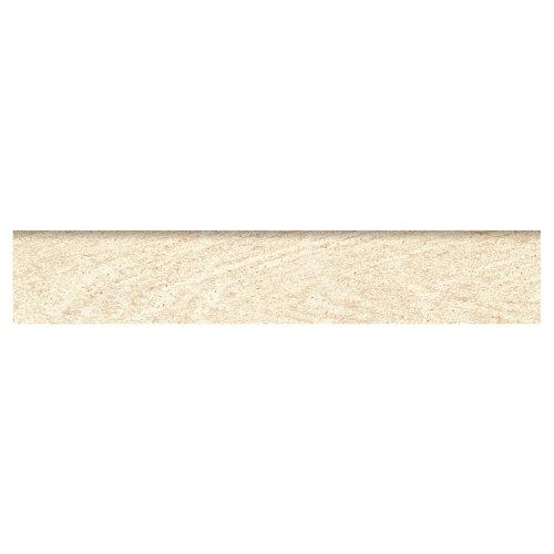 Rodapié recto beige 45 cm de largo