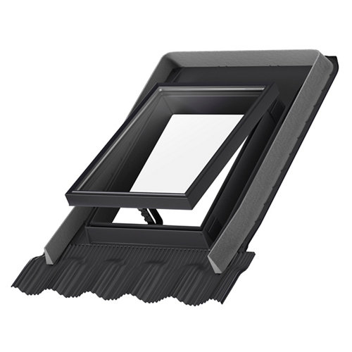 Ventana de techo proyectante manual de 46x61 cm