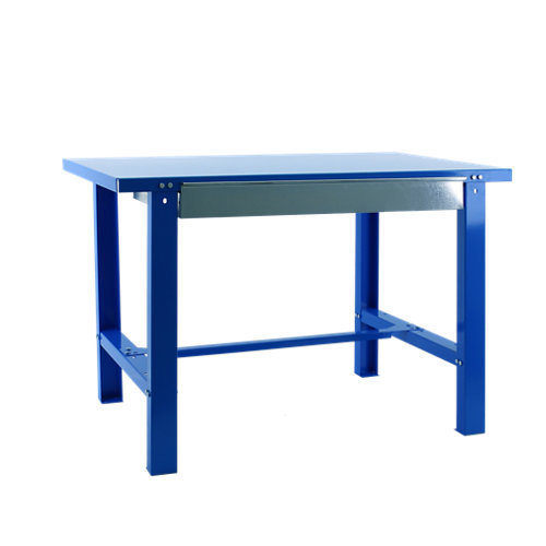 Banco de trabajo bt6 150 azul con cajon