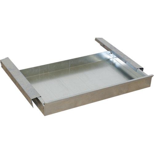 Cajón para banco simonrack de 1 cajón y 1 puerta con carga máxima de 35 kg