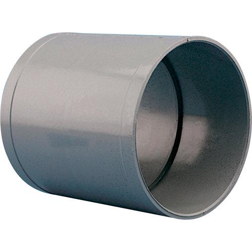 Manguito de pvc de ø160 mm h-h