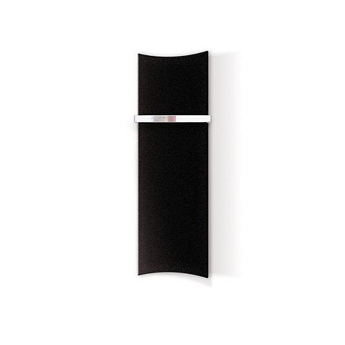 Radiador agua toallero cicsa zeta flat corvus 100x31 cm ng